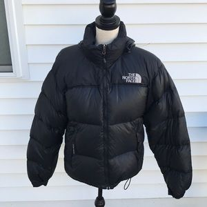 The North face goose down 700 series men's jacket